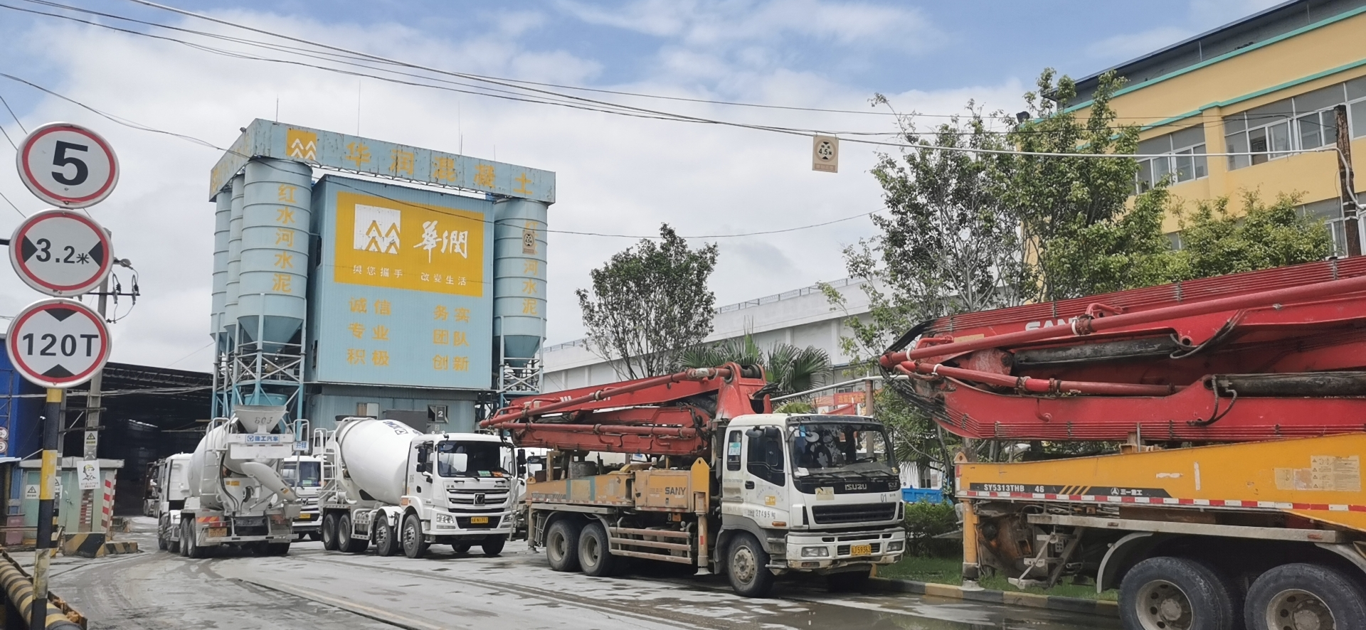 华润水泥在全国全面上线顺高低压粉料输送系统